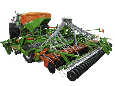 Cirrus Large Area Seed Drill